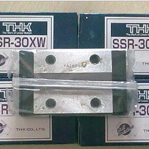 THK低组装直线导轨SSR-30XW