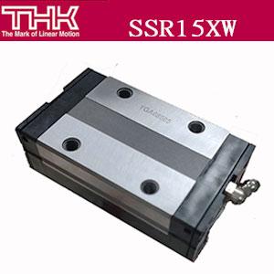 日本THK直线导轨LM滚动导轨SSR15XW
