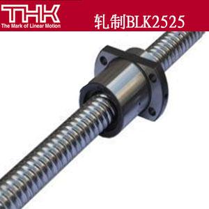 THK轧制滚珠丝杠、BLK2525-3.6ZZ、滚珠丝杆螺母