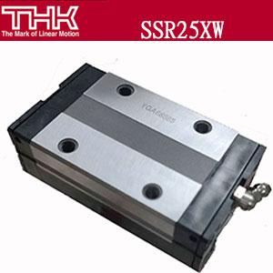 原装现货\THK-SSR25XW\直线滚动导轨\高速静音型导轨滑块