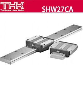 THK直线导轨\宽幅型滑块\重负荷型滑轨滑块\SHW27CA