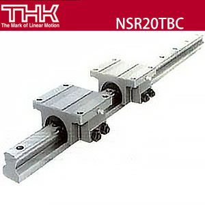 THK直线导轨\自动调心滑轨\NSR20TBC