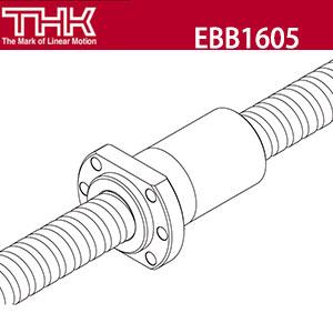 THK丝杆、精密丝杠、EBB1605