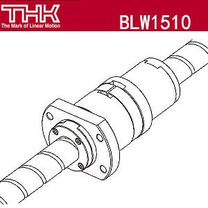 THK双螺母丝杆、高导程丝杠、BLW1510