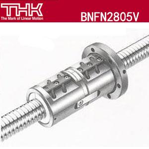 THK双螺母丝杠、BNFN2805V