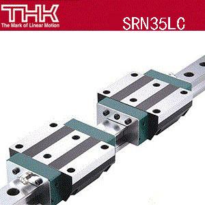 THK重负荷型导轨,大型机床滑块, SRN35LC