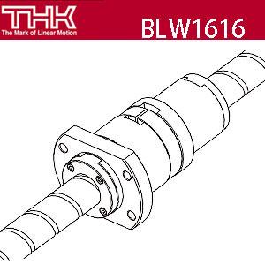 THK丝杆、研磨丝杠、BLW1616