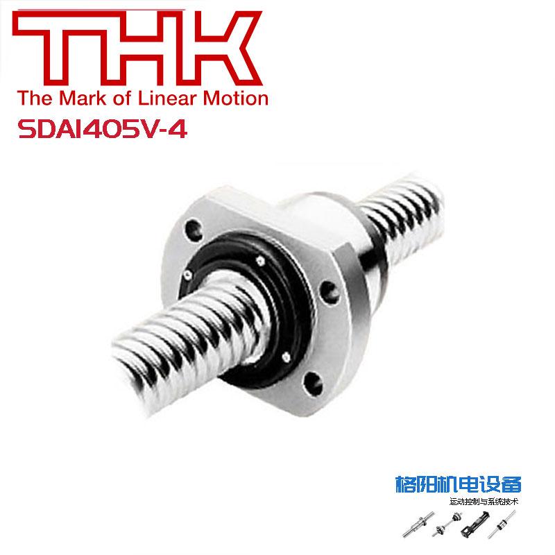 进口滚珠丝杆\全钢球型螺母\THK-SDA1405V